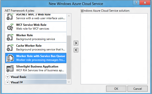 windows azure service bus sdk