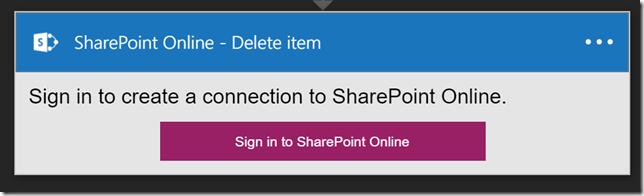 SharePointSignIn
